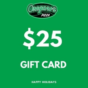 Oregano's Pizza Gift Cards