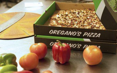 oregano's Pizza Slices